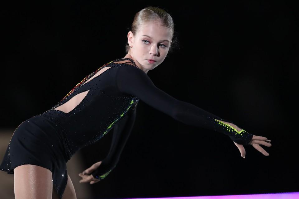 Александра Трусова установила новый мировой рекорд.