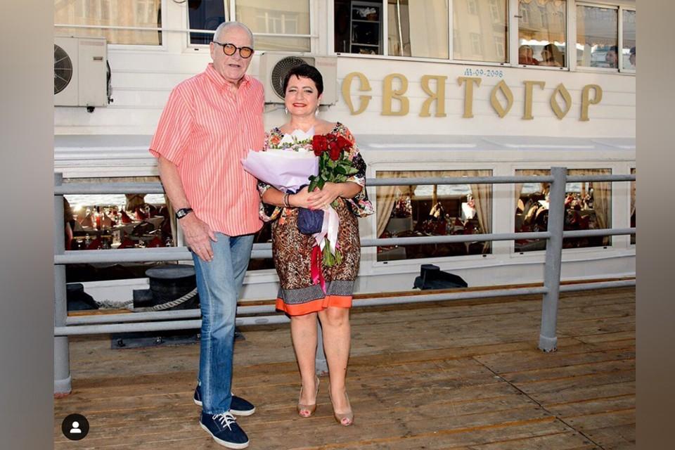 Супруга Эммануила Виторгана Ирина Млодик вспоминает о том, как боролась с тяжелым недугом