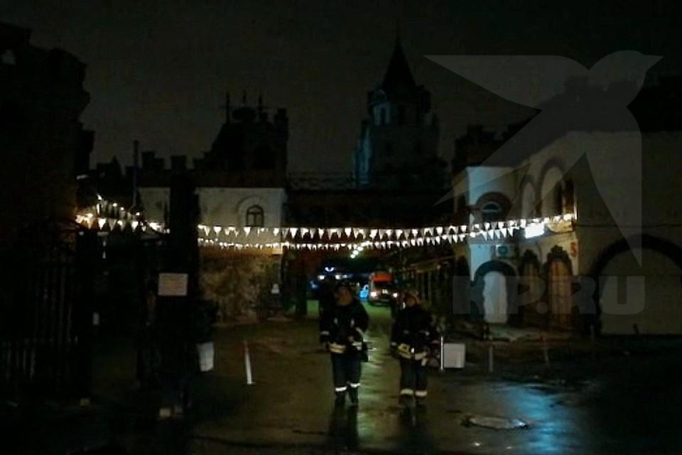 При пожаре в хостеле на востоке Москвы пострадали восемь человек