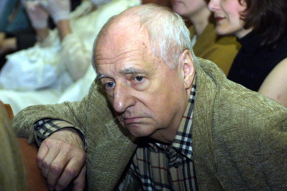 Скончался режиссер Марк Захаров.