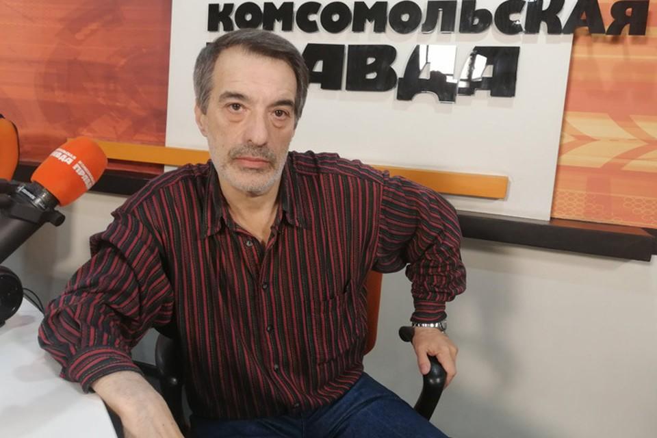 """Марк Пинский - управляющий сетью пансионатов для пожилых людей """"Мирра"""""""