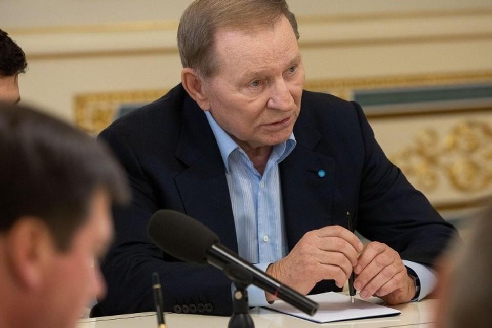 Леонид Кучма заявил о нежелании подписывать текст формулы Штайнмайера до тех пор, пока не выполнены условия безопасности выборов на Донбассе. Фото: oi5.ru