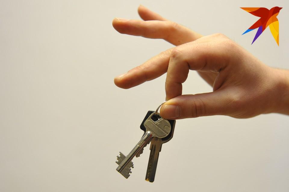 С этого года квартиры закупают только на первичном рынке с ремонтом и всем необходимым.
