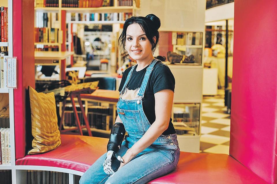 Рита Грачева. Фото: vk.com