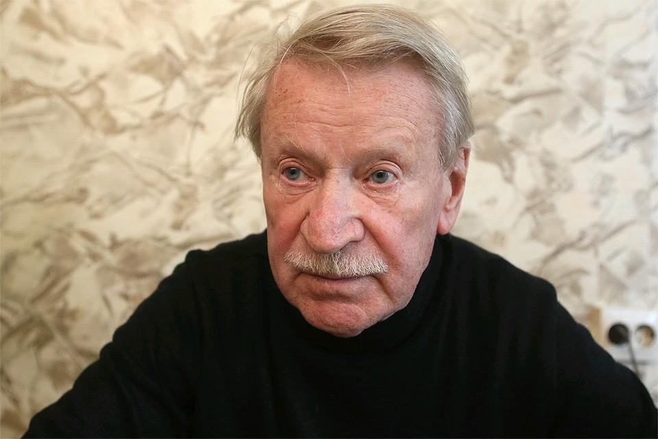 Актер Иван Краско.