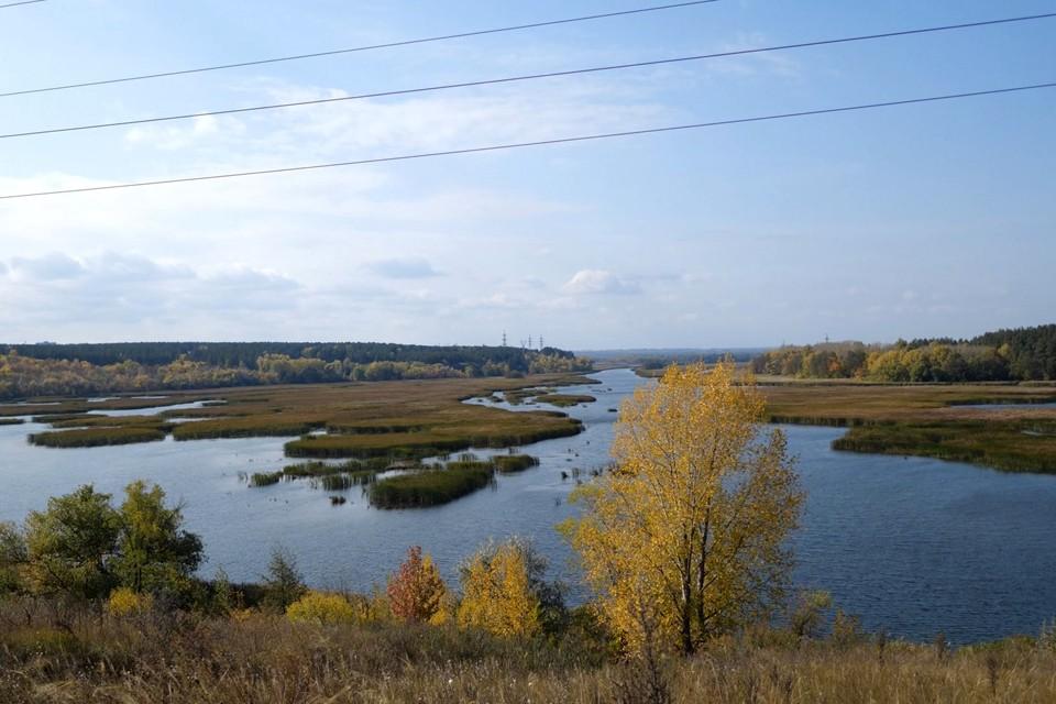 Акватория водохранилища ГЭС – региональный памятник природы.