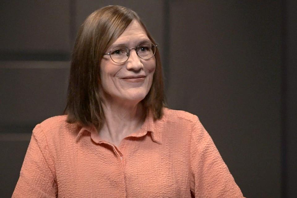 Основательница курса, доктор Оклендского университета (США) Барбара Окли