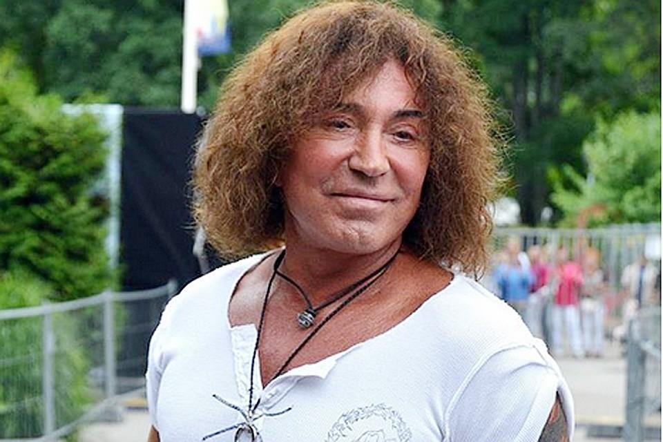 Валерий Леонтьев шокировал прямыми волосами