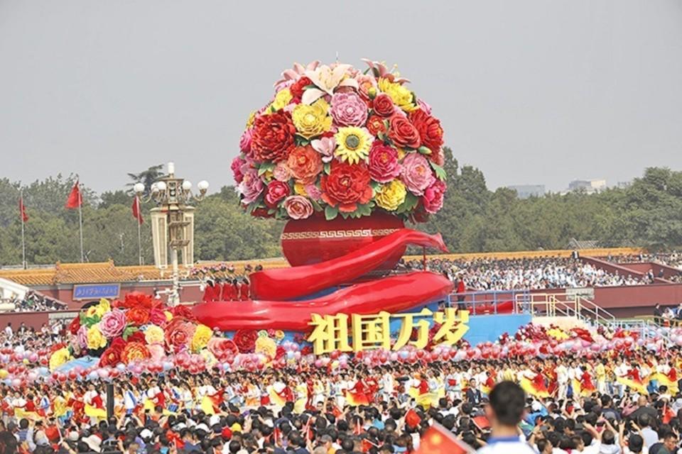 Торжества были открыты важной речью председателя КНР Си Цзиньпина.