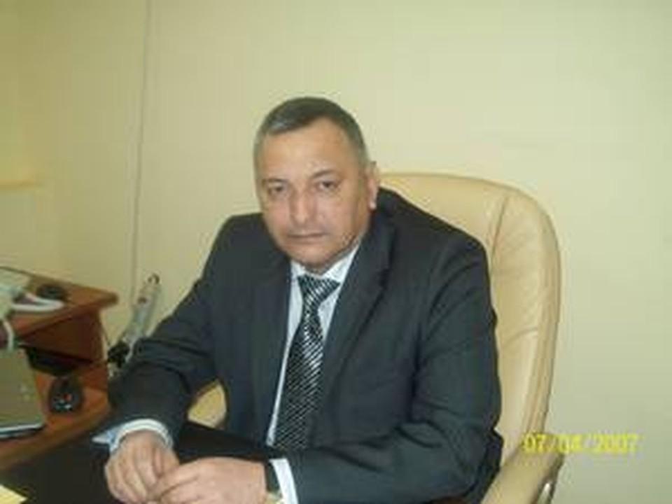 Шамиль Хусаинов, экс-главврач Дергачевской районной больницы