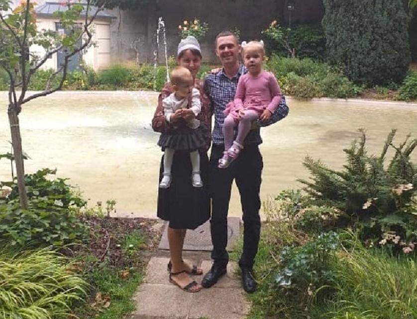 У семьи Зубковых отобрали двух дочерей (Фото: из архива семьи Зубковых).