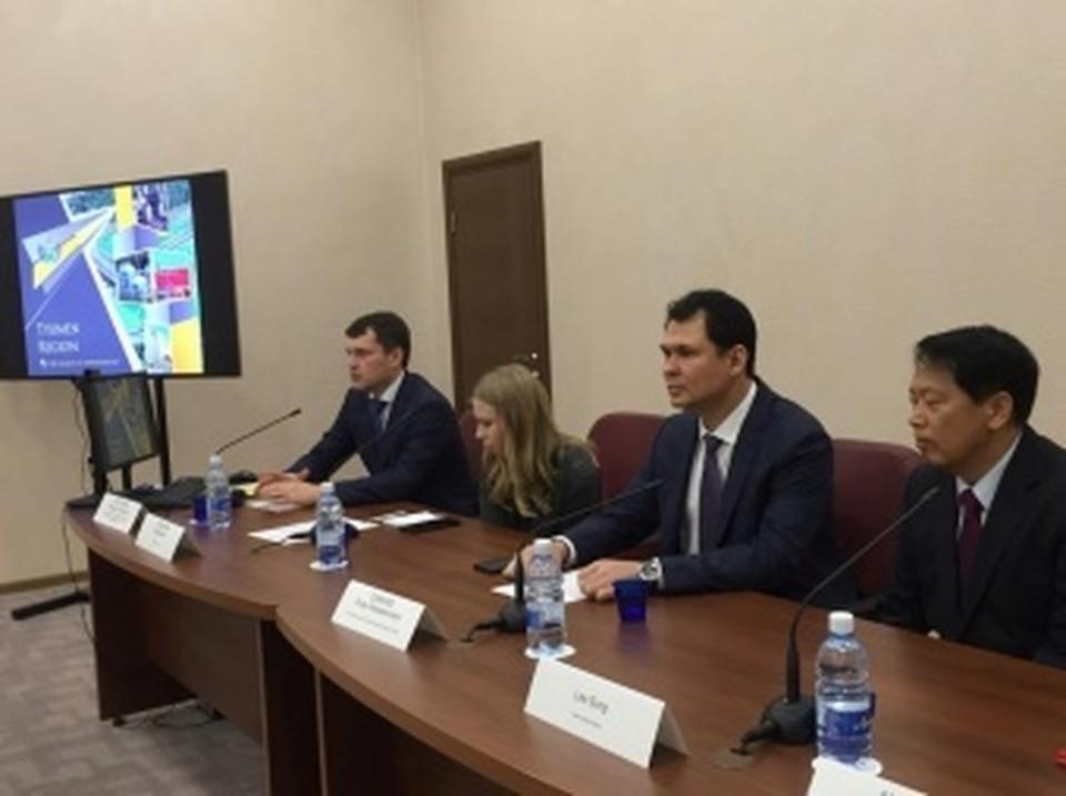 Фото: департамент инвестиционной политики и государственной поддержки предпринимательства Тюменской области