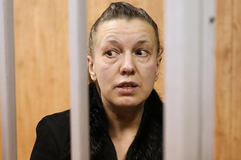 Ирина Гаращенко в суде. Фото Кирилл Зыков / АГН Москва