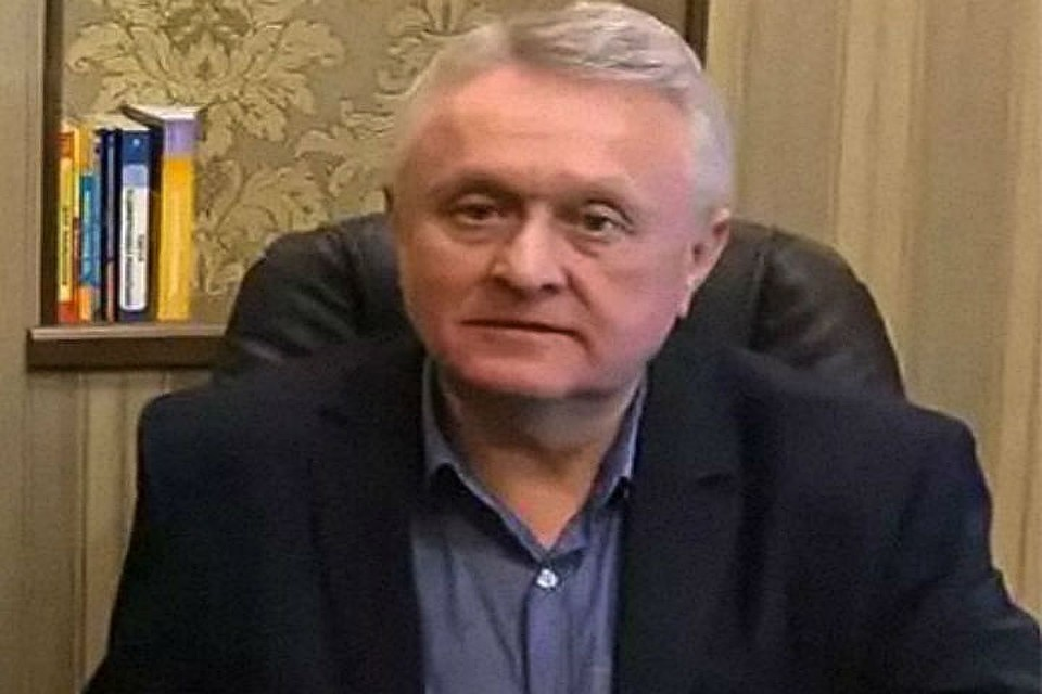 Владимир Стародубцев задержан