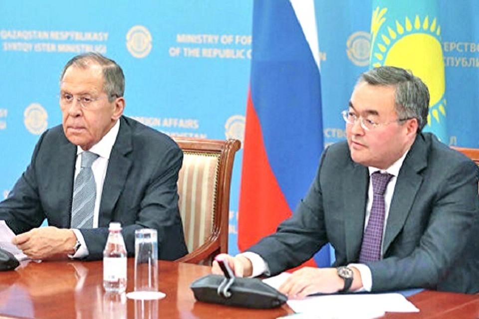 Глава МИД России отметил эффективность Астанинской переговорной площадки в урегулировании сирийского конфликта.