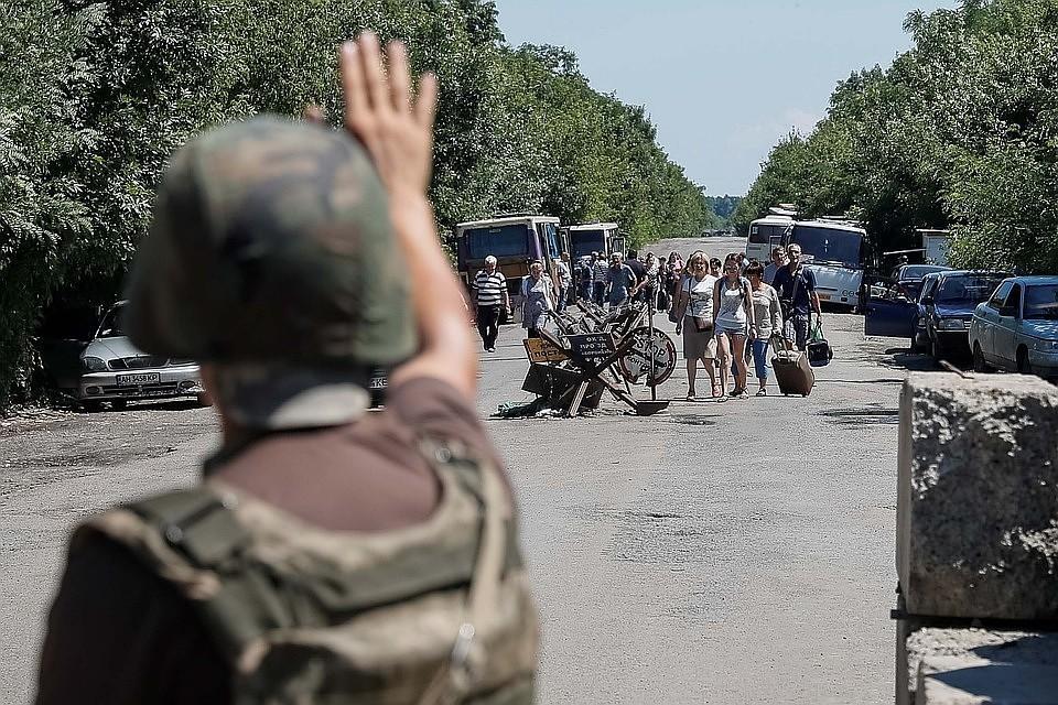 Главным условием встречи в нормандском формате является вывод военных из ДНР