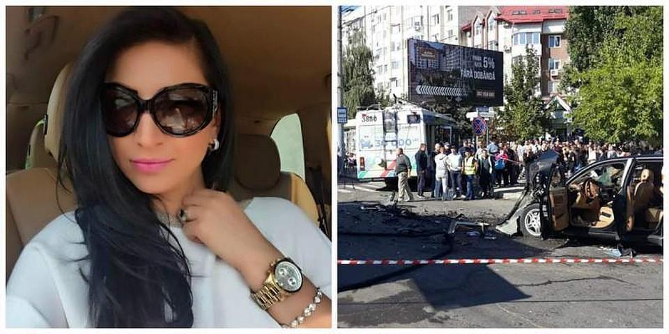 Светлана Унгуряну стала виновницей страшной аварии в Кишиневе.