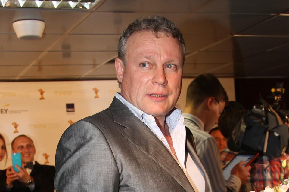 Сергей Жигунов задолжал банку 38 млн рублей.