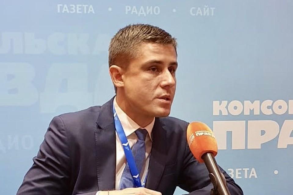 Руководитель цифровых проектов «Меркатор Холдинг» Павел Пивкин в «Открытой студии» Радио «Комсомольская правда».