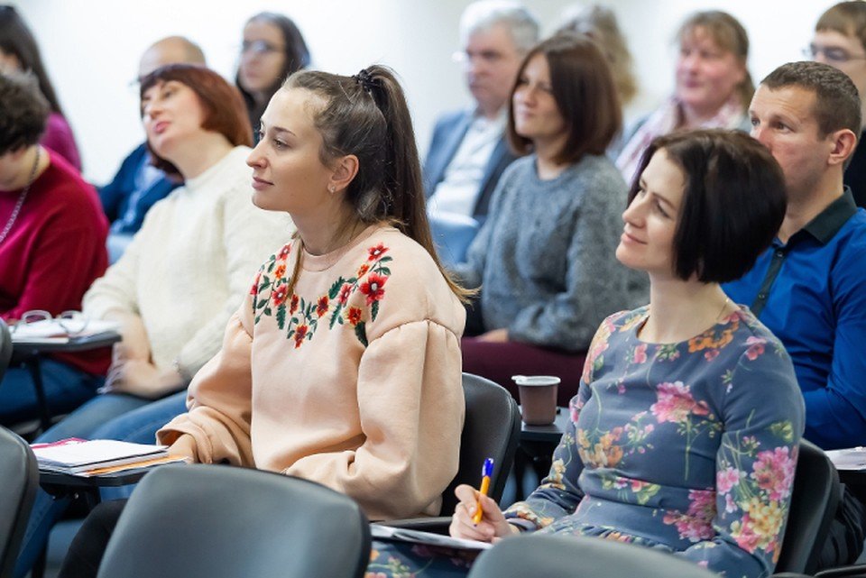 Участники остались довольны курсами ФОТО: Предоставлено организаторами