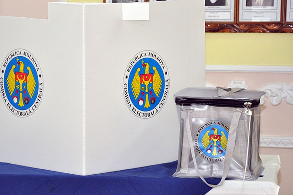 В Приднестровье никто не хотел голосовать.