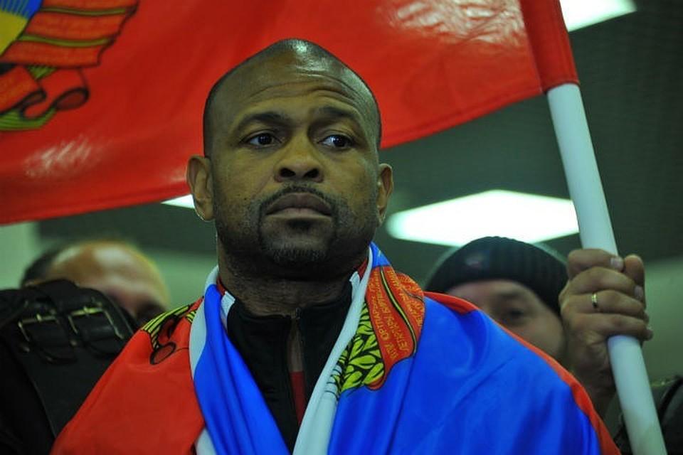 Легенда бокса Рой Джонс-младший 27 октября даст мастер-класс в Иркутске