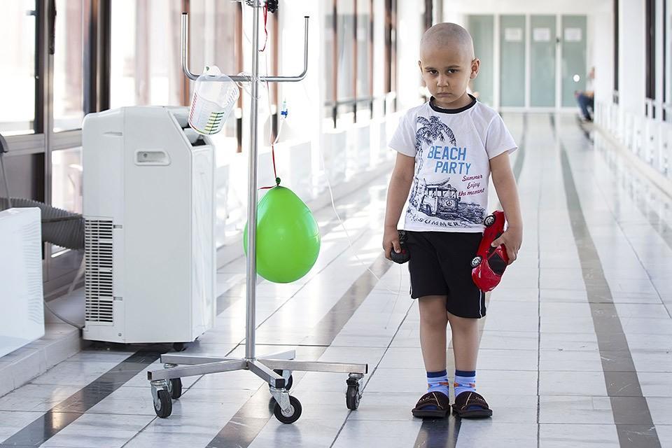 Грамотно проведенные лучевая и химиотерапии спасли Ибрагиму жизнь.