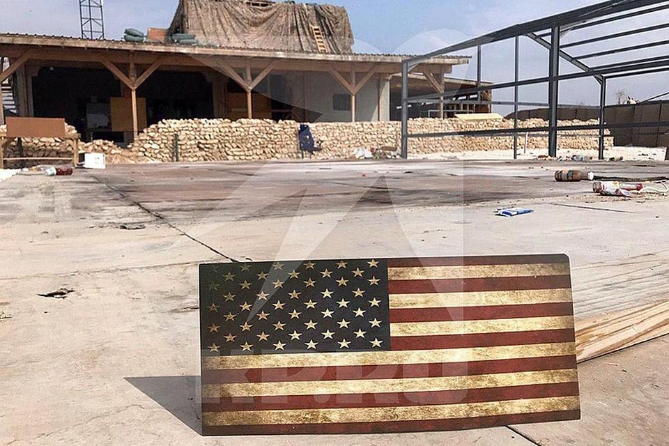 Американцы бежали из Сирии с началом турецкой операции