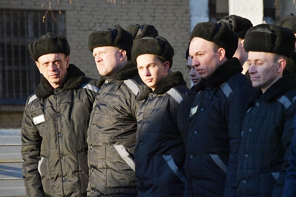 На 1 октября 2019 года в исправительных колониях уголовно-исполнительной системы России осталось 434303 осужденных