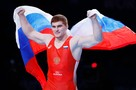 Российский борец Муса Евлоев стал чемпионом Всемирных военных игр-2019 в Китае
