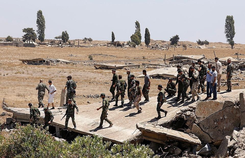 Минобороны Турции: меморандум по Сирии реализуются по плану