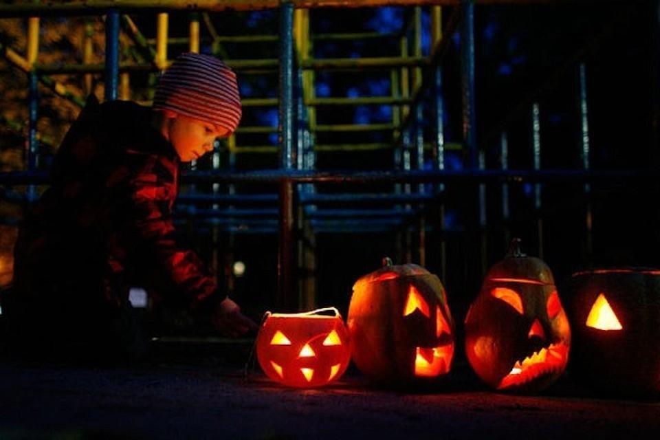 Празднования Хэллоуина никак не влияют на изменения комендантского часа. Фото: Архив