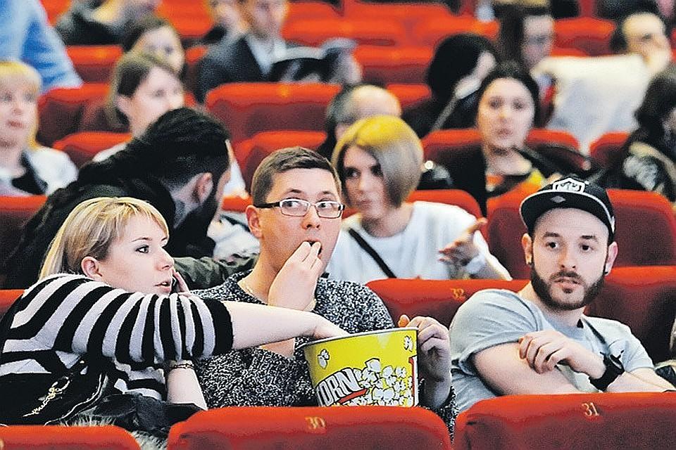 Рекламу в кинотеатрах предлагают сократить до 20 минут