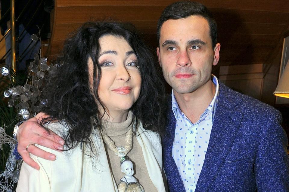 Дмитрий Иванов и Лолита Милявская в 2012 году.