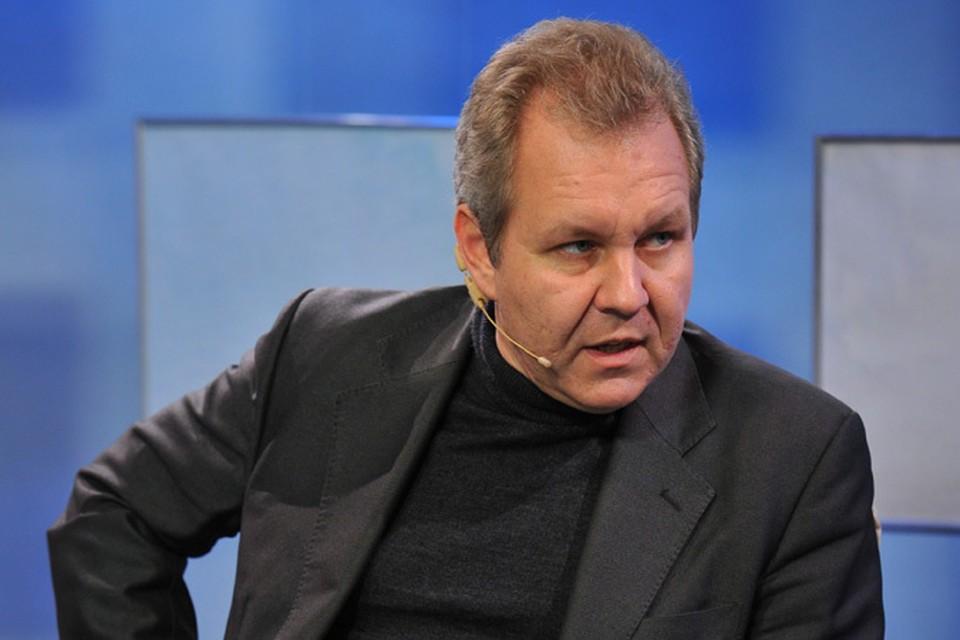 Директор Центра исследований постиндустриального общества, доктор экономических наук Владислав Иноземцев.