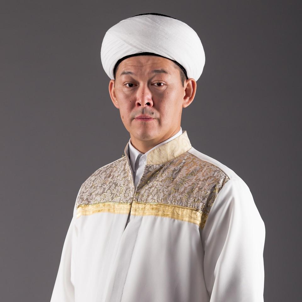 Муфтий Даулет Балтабаев. ФОТО: Личный архив