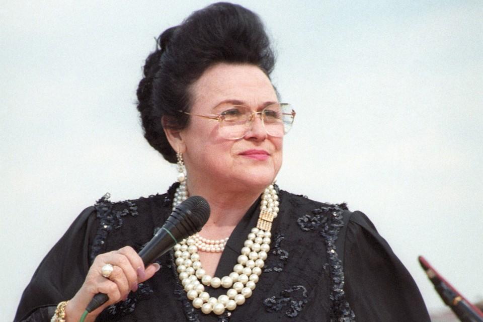 Людмила Георгиевна при жизни отказывалась продавать свои богатства. Фото: Ираклий Чохонелидзе/ТАСС