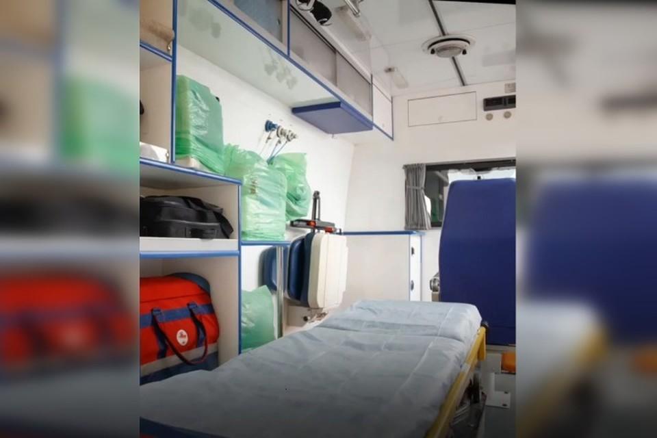 Сергей Цивилев рассказал о работе мобильных медицинских комплексов в Кузбассе.ФОТО: Сергей Цивилев/Instagram