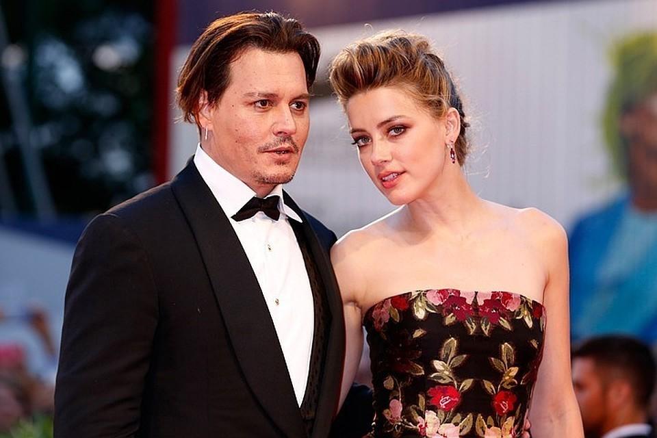 Эмбер Херд и Джонни Депп развелись в 2016 году.