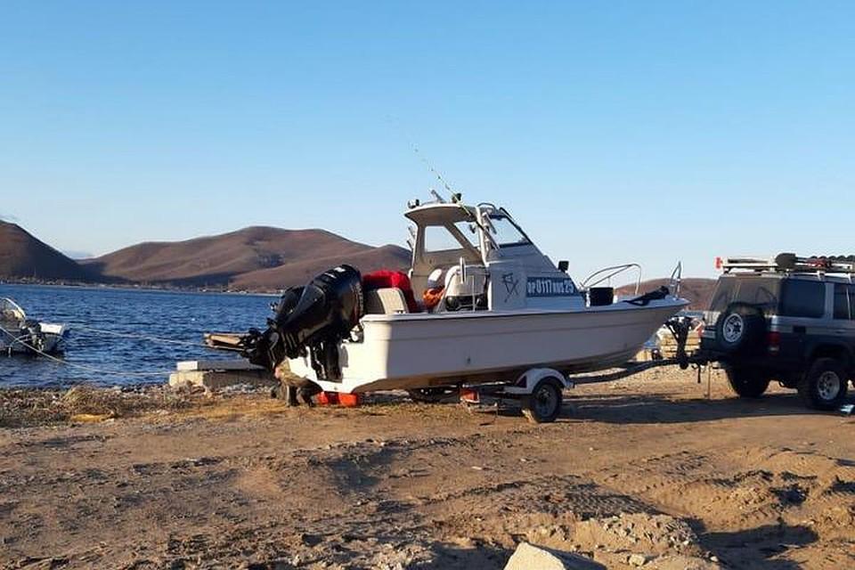 Рыбаки апарат