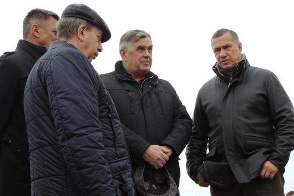 В ЕАО отопительный сезон наконец-то входит в колею. Фото с официального сайта полномочного представителя Президента Российской Федерации в ДФО
