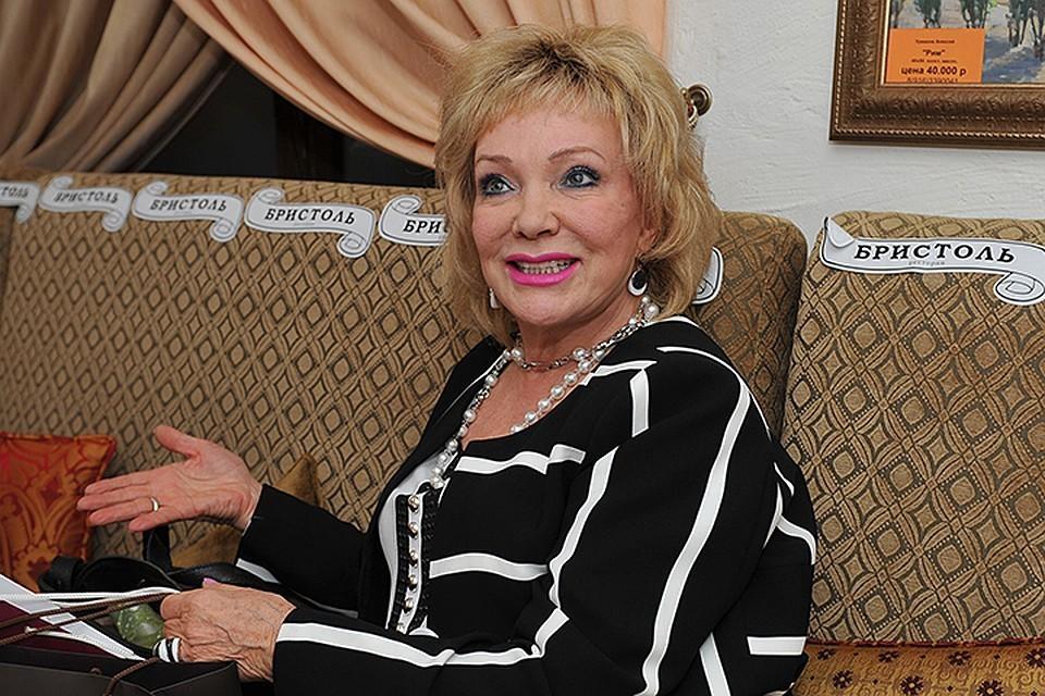 В Подмосковье обокрали квартиру советской певицы Екатерины Шавриной