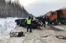 В Кировской области 6-летний мальчик выжил в двух ДТП за один день