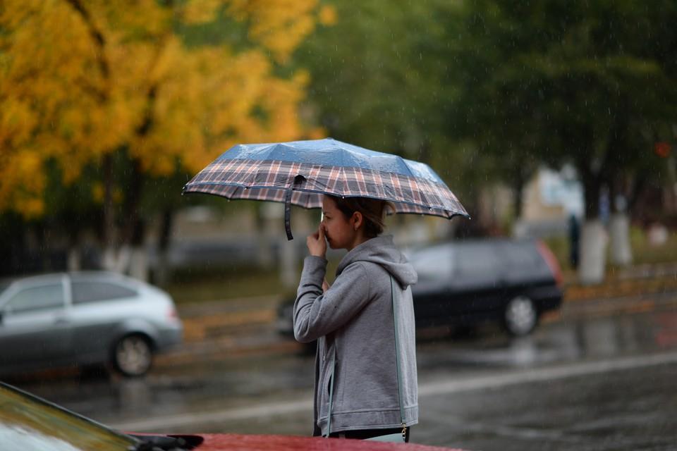 В середине недели синоптики обещают не по-осеннему теплую погоду, а вот к выходным пойдут дожди.