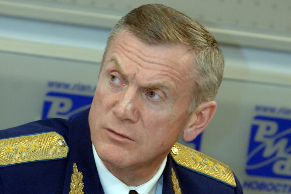 Скончался генерал-полковник Анатолий Ноговицын. Фото: Александр Саверкин/ТАСС