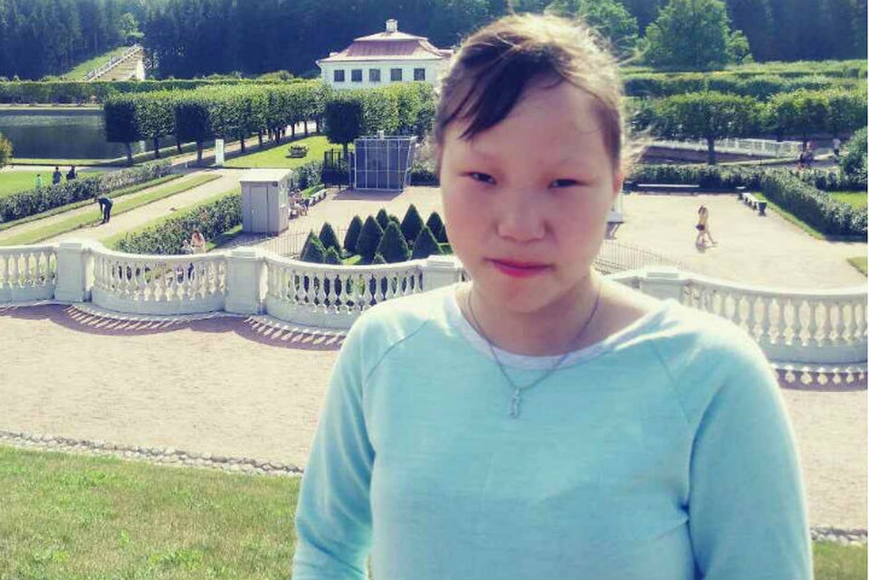 13-летняя Лера до сих пор боится ходить по улицам родного микрорайона. Фото: предоставлено Татьяной Секретаревой.