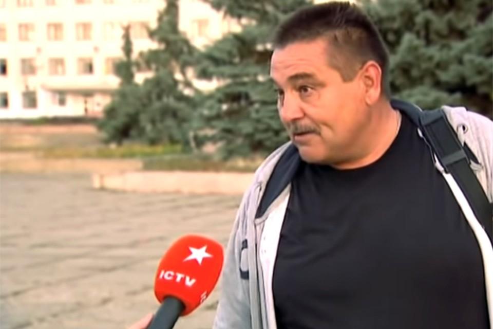 Журналист попросил «СБУ, активистов и государственных чиновников» обратить внимание на «сепаратиста из Рубежного»
