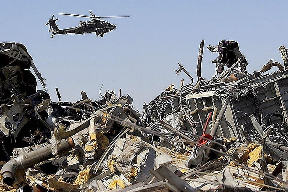 В Дании обнаружили причастного к авиакатастрофе А321 над Синаем