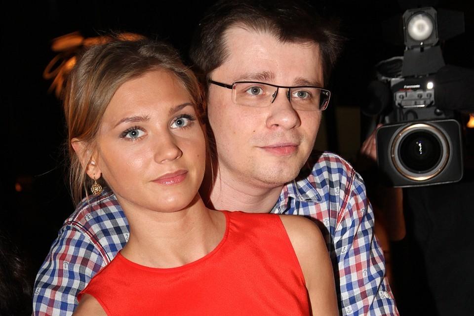 Звездная пара - Кристина Асмус и Гарик Харламов