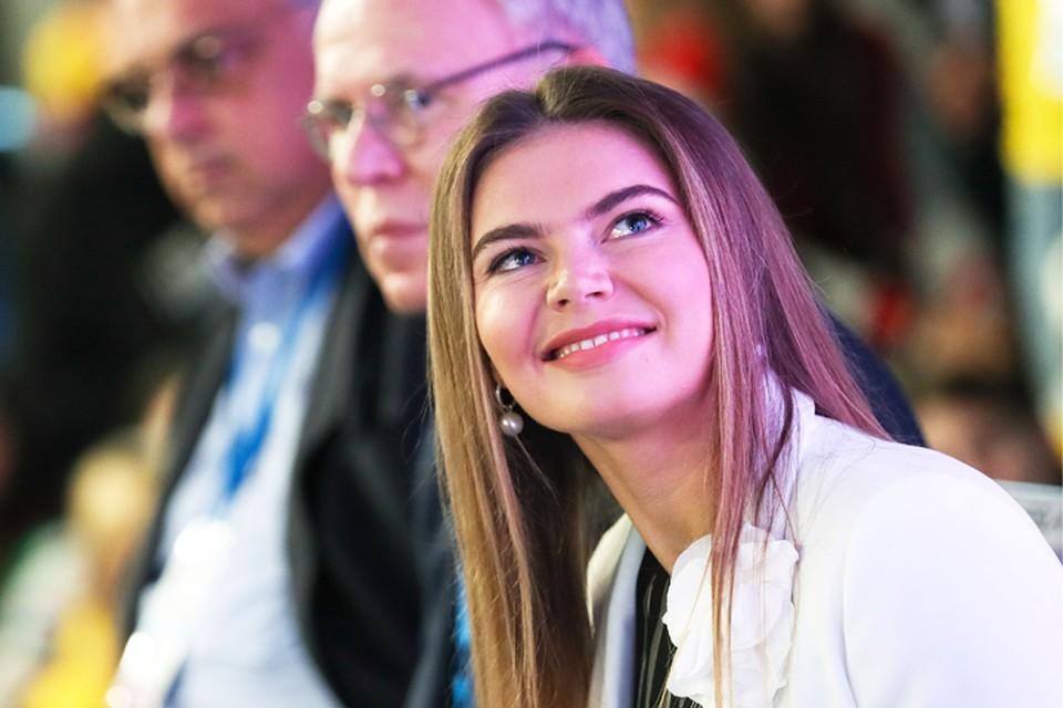 Алина Кабаева. Фото: Валерий Шарифулин/ТАСС.